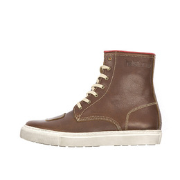 HELSTONS RIDING SHOES C4 BROWN