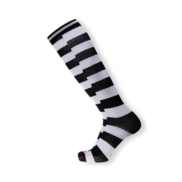 HOLYFREEDOM SOCKS LONG FLASH WHITE