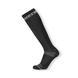 HOLYFREEDOM SOCKS LONG FORCE BLACK