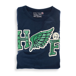 HOLYFREEDOM T-SHIRT FLY NAVY