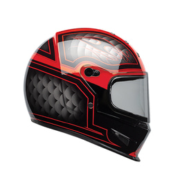 ELIMINATOR OUTLAW BLACK/RED