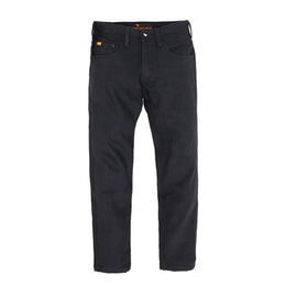 SA1NT UNBREAKABLE STRAIGHT JEANS BLACK