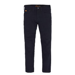 SA1NT UNBREAKABLE SLIM JEANS BLUE/BLACK (ARMOUR POCKET)