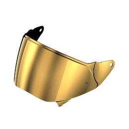 ROOF RO200 VISOR PINLOCK READY IRIDIUM GOLD